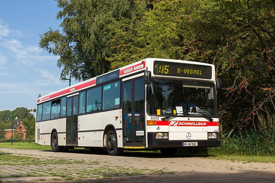 """HOV 6502 (ex HHA) während des """"Tags des offenen Denkmals"""" 2012 in Kaltehofe."""