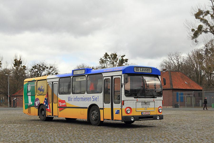 Ex Vestische 2114 auf dem Schützenplatz.